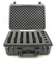 "CM 18"" Pistol Case for Hand Guns and Accessories , Waterproof Multi Gun Case"