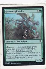 Magic: MTG: Throne of Eldraine: Foil: Garenbrig Paladin