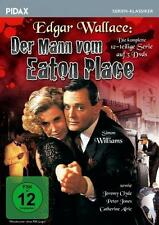 Edgar Wallace: Der Mann vom Eaton Place / Die komplette 12-teilige Krimise (OVP)