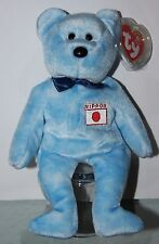 TY Nipponia Bear Japan Beanie Baby Country Exclusives