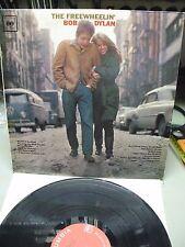 BOB DYLAN 1963 RELEASE  FREEWHEELIN LP MONAURAL# CL1986 ORIG. V.NICE