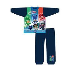 NEW Official PJ Masks Pyjamas Boys Toddler Childrens Long Sleeve pjs