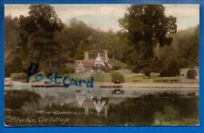 OLD POSTCARD THE COTTAGE CLIVEDEN BUCKINGHAMSHIRE NR MARLOW MAIDENHEAD SLOUGH