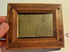 C109 Cadre en bois 1894 Masking frame England cadre d'impresson printing frame
