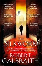 The Silkworm (Cormoran Strike, Band 2) von Galbraith, Robert