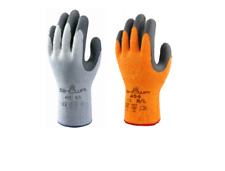 SHOWA ATLAS 451 / 454 THERMA FIT INSULATED GLOVES SIZES S,M,L,XL