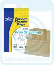 Replacement Vacuum Cleaner Bag For Moulinex Gimini CEP341 -Pack of 5-