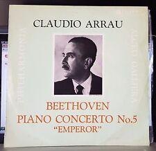 Beethoven Piano Concerto No 5 - Arrau, Galliera, Philharmonia Orchestra - LP