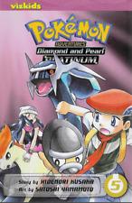 Pokemon Adventures Diamond & Pearl Platinum Vol 5 by Husaka & Yamamoto PB Viz