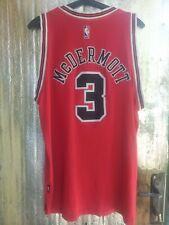 Chicago Bulls #3 Doug McDermott original Adidas shirt jersey trikot Size XXL