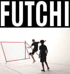 FUTCHI Rebounder Fussball Freestyle