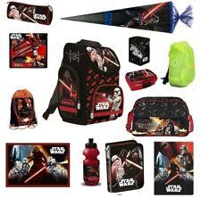 Star Wars Schulranzen Set 21tlg. (PL) Schultüte 85cm Sporttasche Federmappe uvm.