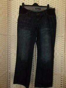 Next size 14 maternity boyfriend straight leg jeans.