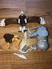 Transformers Beast Wars Magnaboss Combiner Vintage Set Lot Near Complete