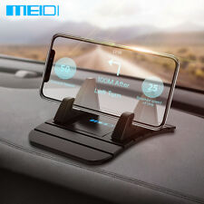 MEIDI Car Dashboard Non-slip Mat Rubber Mount Holder Pad Mobile Phone Stand
