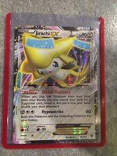 Jirachi EX - 60/101 - Ultra Rare Black & White 10: Plasma Blast Pokemon Card