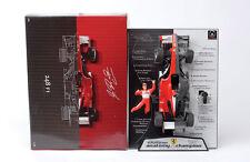 1/18 Ferrari 248 F1 #5 Michael Schumacher'06 Anatomy of a Champion Mattel L6234