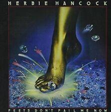 Feets Dont Fail Me Now Herbie Hancock 0810736021749