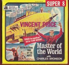 Super 8 Sci-Fi and Fantasy Film Stock