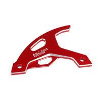 CNC Rear Brake Disc Guard Cover Protector For Honda XR650L XR400R XR250R XR600R