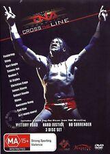 TNA: Cross The Line : NEW DVD