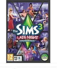 The Sims 3 Late Night Expansion Original USED PC/MAC Game DVD