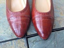 Sale @ Vintage Etienne Aigner Saddle Oxford Mary Jane Pump Shoes Women Sz 6 ��b1