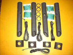 Trip Wire Alarm,  Parts Kit,  NO Tops