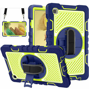 For Samsung Galaxy Tab A 8.0 2019 T290 Shockproof Tablet Case Rubber Stand Cover