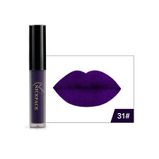 Halloween Makeup Liquid Matte Lasting Waterproof Lipstick Pencil Lip Gloss PRO