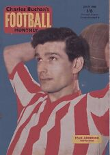 Charles Buchan's Football Monthly Magazine - July 1961