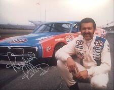 Richard Petty Signed 8x10 Photo NASCAR Legend