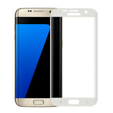 For Samsung Galaxy S7 Edge Full Cover 3D Curved Tempered Glass Screen Protective