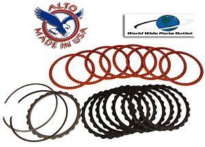 RE5R05A Transmission Performance Alto Red Eagle® & Kolene® Input Powerpack