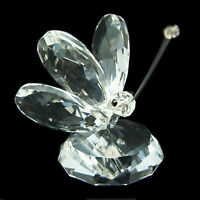 Butterfly Austrian crystal figurine ornament home decor RRP$199
