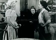 JEANNE CRAIN THELMA RITTER LINDA DARNELL CHAINES CONJUGALES  1949 VINTAGE PHOTO