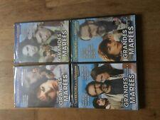 DVD SERIE TV LES GRANDES MARÉES  4 DVD COMPLETE INTEGRALE  CALFAN LE COQ NEUF