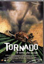 TORNADO IL VENTO CHE UCCIDE - DVD (NUOVO SIGILLATO)