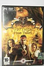 I PIRATI DI TORTUGA I DUE TESORI USATO OTTIMO STATO PC DVD VER ITA GD1 38327