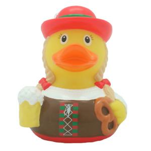Bavarian Female Rubber Duck By Lilalu