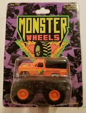 NEW 1990 ROAD CHAMPS MONSTER WHEELS CHEVY PICK-UP 1:64  SCALE.      D30#5dr