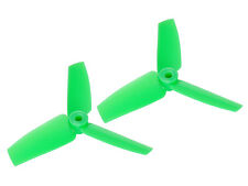 Microheli Blade 130 S Green 65mm 3 Bladed Tail Blade - 2 Pack MH-130S050GR
