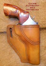 Gary Cs Leather Avenger Owb Right Hand Revolver Holster Sampw L Frame 425