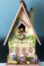 Birdhouse Ready For Sweet Shop To Open