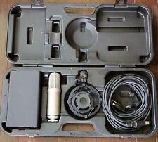 Rode NTK Large-Diaphragm Tube Condenser Microphone with Power Supply & Case