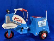 Hallmark Cards, Inc. Kiddie Car Classics 1958 Police Cycle L.E. Qhg6307 New!