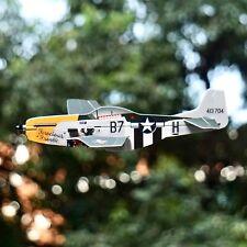 MinimumRC P-51 Mustang 4CH RC airplane 360mm Kit / Kit with servos / Full set