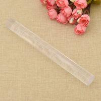 Acrylglas Rundstab Rundstange Transparent Farblos WerkzeugHandarbeit Länge 20cm