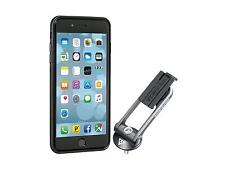 Topeak iPhone 6/6S/7 RideCase Mobile Phone Handlebar Mount Case BLACK TT9851B