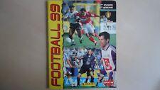 PANINI FOOTBALL 1999 sticker ALBUM BELGIE BELGIQUE complete foot